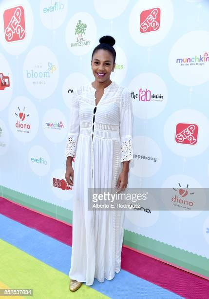 Marsha Thomason at Step 2 Presents 6th Annual Celebrity Red CARpet Safety Awareness Event on September 23 2017 in Culver City California