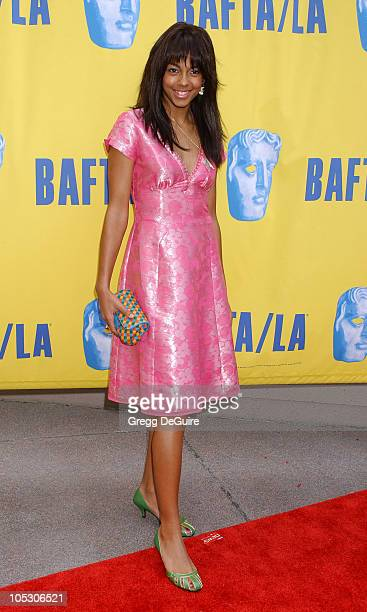Marsha Thomason during 10th Annual BAFTA/LA Tea Party at St Regis Hotel in Century City California United States