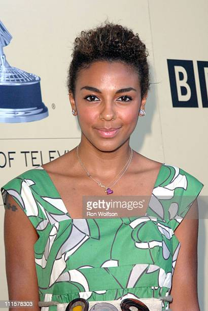 Marsha Thomason during 4th Annual BAFTA/LA Primetime Emmy Tea Party Arrivals at Park Hyatt Hotel in Century City California United States