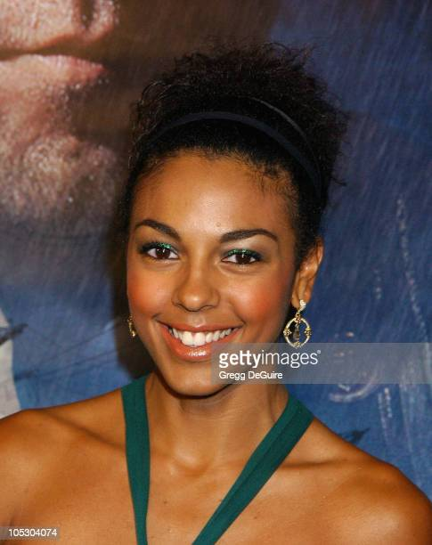 Marsha Thomason during Master Commander The Far Side of the World Los Angeles Premiere at Academy Theatre in Beverly Hills California United States