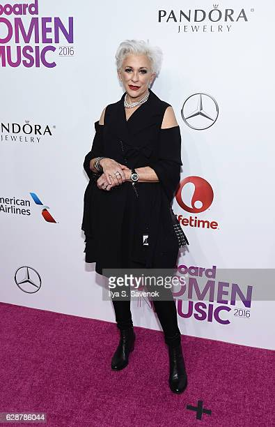 Marsha Vlasic attends Billboard Women In Music 2016 Airing December 12th On Lifetime at Pier 36 on December 9 2016 in New York City