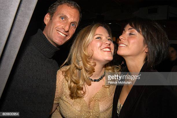 Marshall Allan Abby Weisman and Karen LaGatta attend Valentine's Day Cocktail Party hosted by Abby Weisman and Robin Navrozov at Serena's on February...