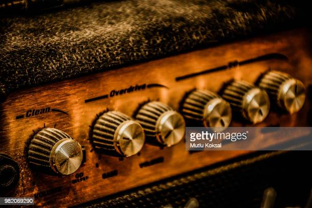 marshall amplifier - amplifier stock pictures, royalty-free photos & images