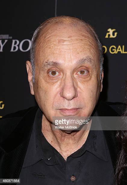 Marshall Brickman attend a special New York screening reception for 'Jersey Boys' hosted by Angelo Galasso at Angelo Galasso on June 2014 in New York...