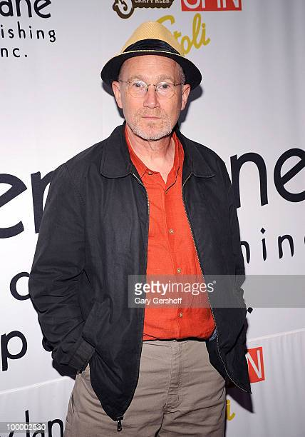 Marshall Crenshaw attends Cherry Lane Music Publishing's 50th Anniversary celebration at Brooklyn Bowl on May 19 2010 in the Brooklyn borough of New...