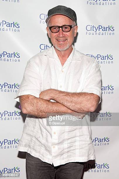 Marshall Crenshaw attends the 2014 City Parks Foundation Gala at Rumsey Playfield Central Park on June 3 2014 in New York City