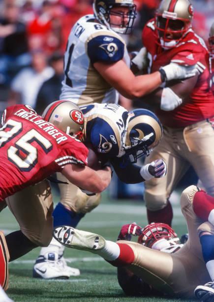 a70842e58d4 San Francisco 49ers v St. Louis Rams Pictures