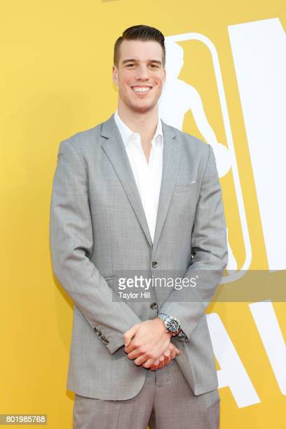 Marshall Plumlee attends the 2017 NBA Awards at Basketball City Pier 36 South Street on June 26 2017 in New York City