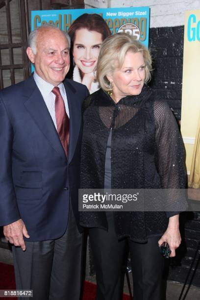 Marshall Rose and Candice Bergen attend GOOD HOUSEKEEPING'S Shine On Celebrating 125 Years of Women Making Their Mark at New York City Center on...