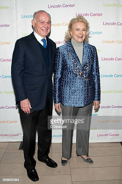 Marshall Rose and Candice Bergen attend Lincoln Center's American Songbook Gala honoring Lorne Michaels at Lincoln Center for the Performing Arts on...