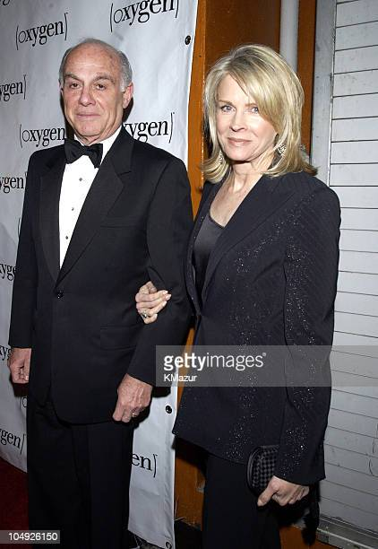 Marshall Rose and Candice Bergen during Oxygen 2nd Anniversary Party at EXIT at EXIT Club in New York City New York United States