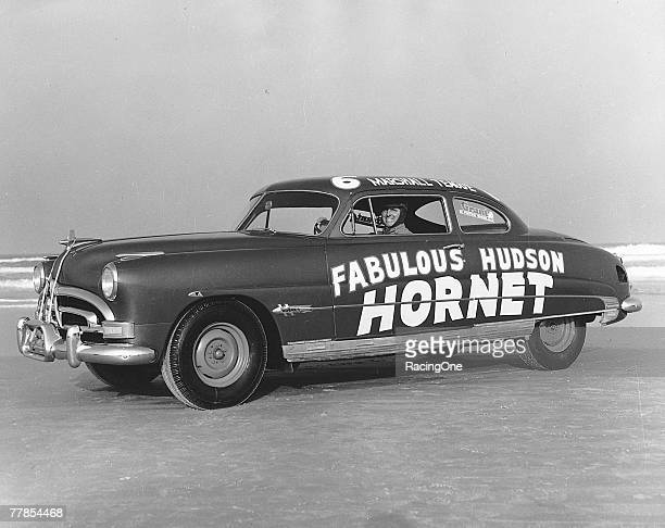 Marshall Teague had the first factorysupported NASCAR racing effort as the brand reigned 195254 Here on Daytona Beach in 1951 the local competitor...