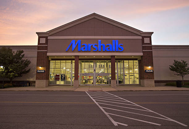 TJ Maxx, Marshalls, And Home Goods Stores Ahead Of The TJX Cos. Inc ...