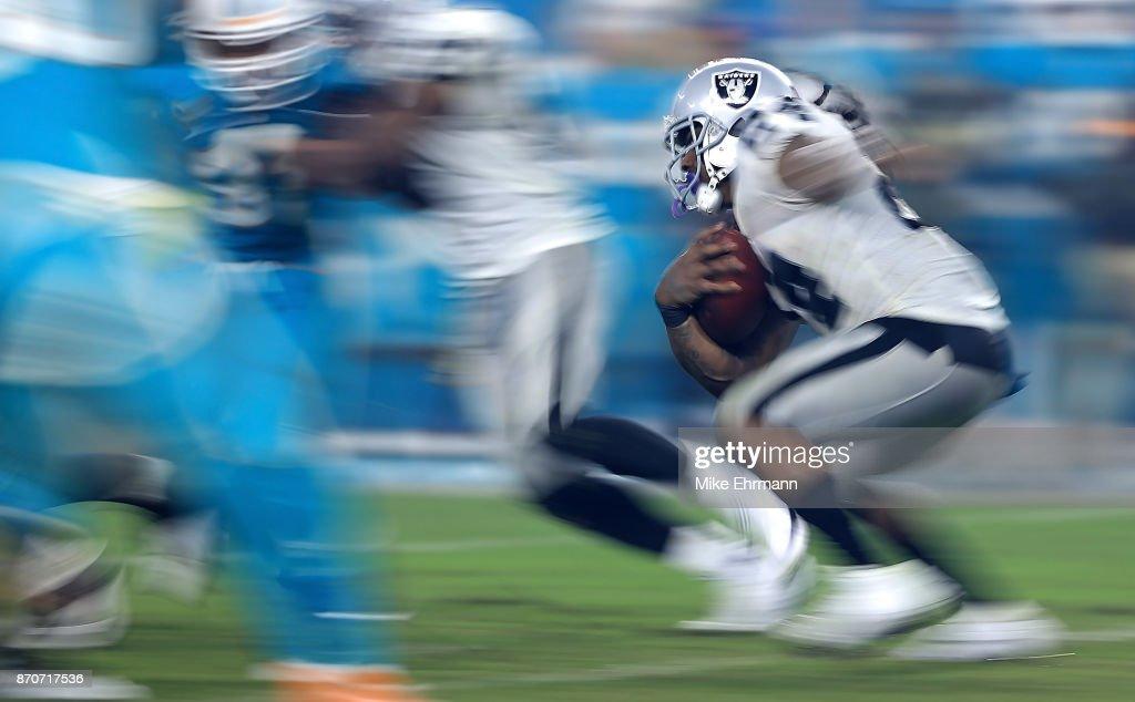 Oakland Raiders v Miami Dolphin : News Photo
