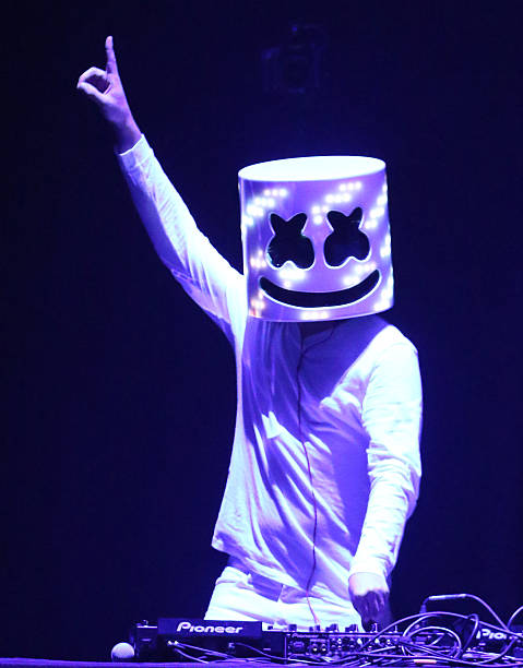 DJ Marshmallow Performs At The BBT Center On July 1 2016 In Sunrise Florida