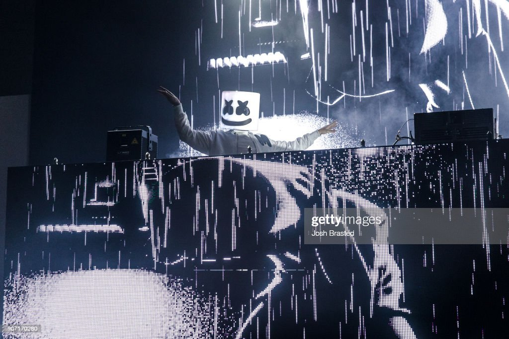 Marshmello In Concert - New Orleans, LA
