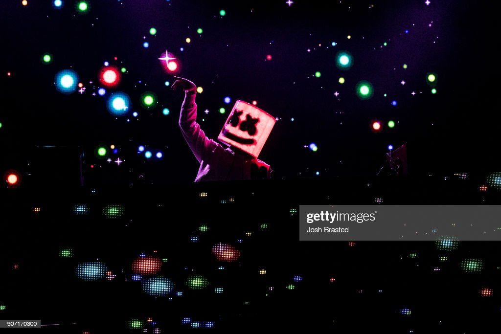 Marshmello In Concert - New Orleans, LA : News Photo
