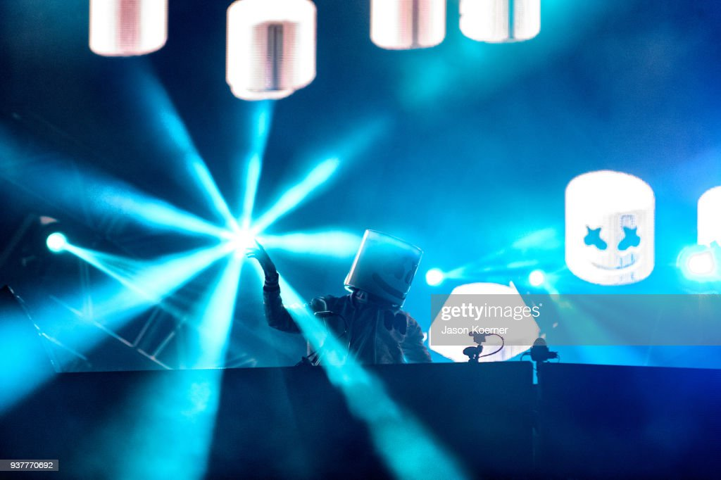 Ultra Music Festival 2018 : News Photo
