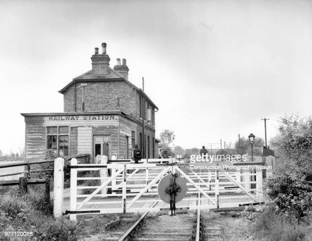 LNWR Marston Gate An Early branch of the London and Birmingham railway Ran from Cheddington to Aylesbury giving that town its first railway at that...
