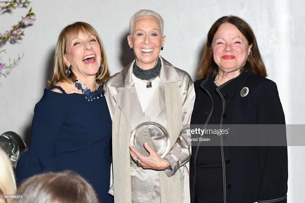 Marsy Mittlemann, Carolee Lee and guest attend The Museum of Arts and Design (MAD) Presents