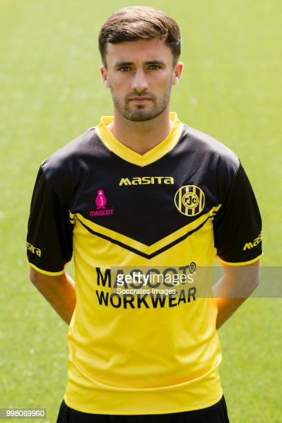 Mart Remans of Roda JC during the Photocall Roda JC at the Parkstad Limburg Stadium on July 12 2018 in Kerkrade Netherlands