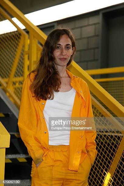 Marta Aledo attends the presentation of tv serie 'Vis a Vis' on April 16, 2015 in Madrid, Spain.
