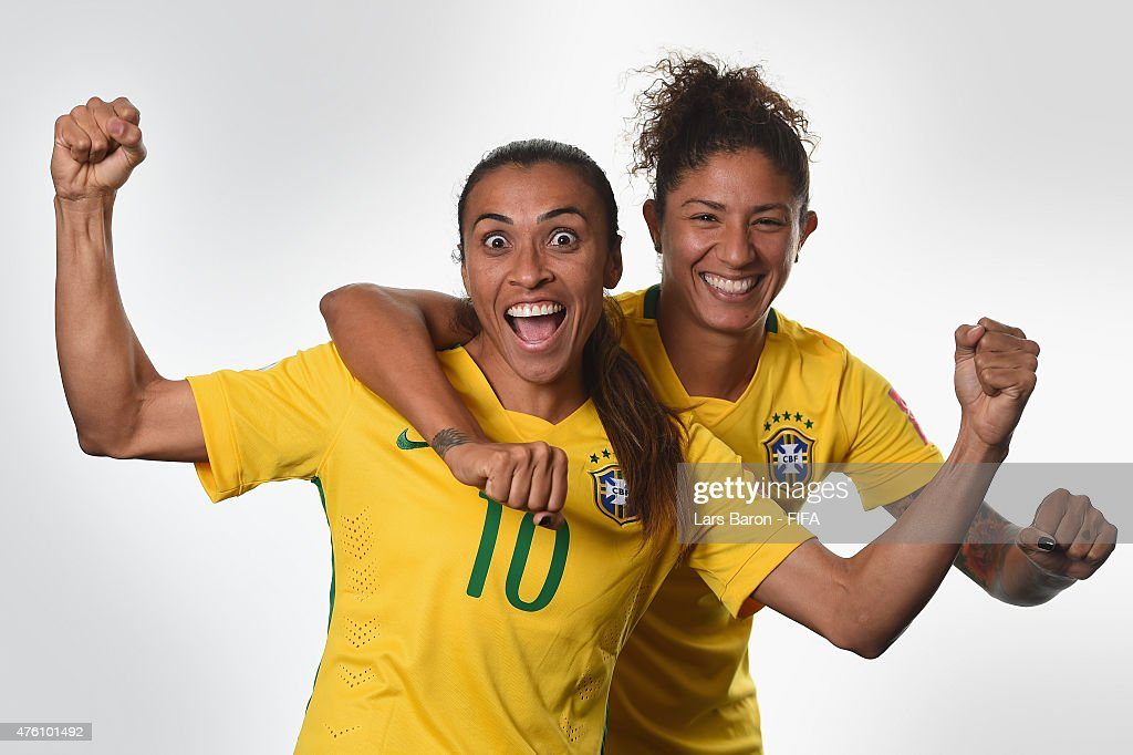 Brazil Portraits - FIFA Women's World Cup 2015