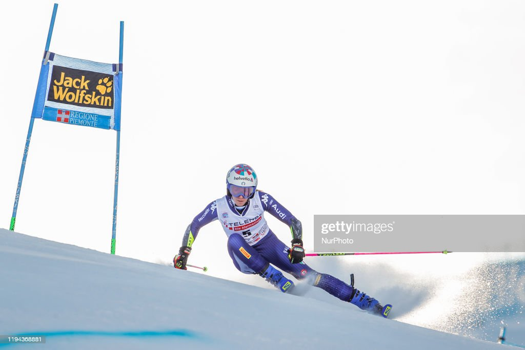 Marta Bassino Competes During The Audi Fis Alpine Ski World Cup News Photo Getty Images