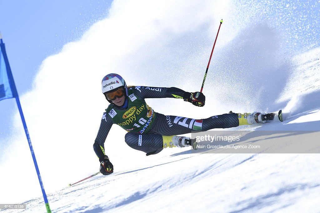 Audi FIS Alpine Ski World Cup - Women's Giant Slalom : News Photo
