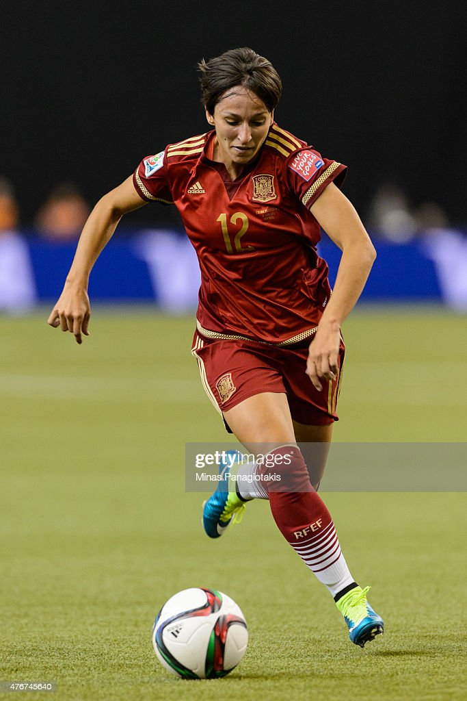 Spain v Costa Rica: Group E - FIFA Women's World Cup 2015
