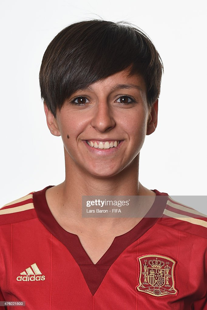 Spain Portraits - FIFA Women's World Cup 2015