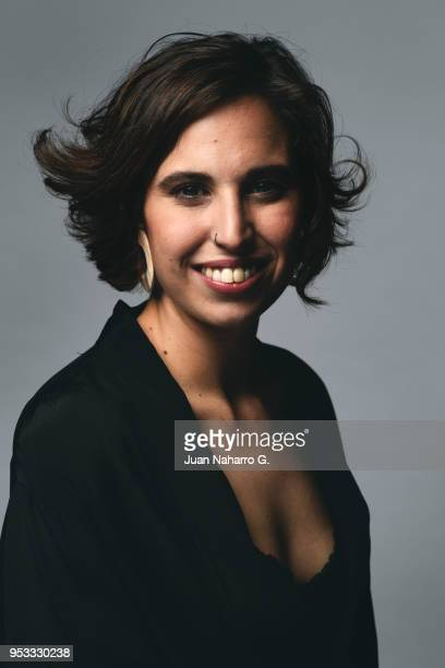 Marta Diaz is photographed on self assignment during 21th Malaga Film Festival 2018 on April 17 2018 in Malaga Spain