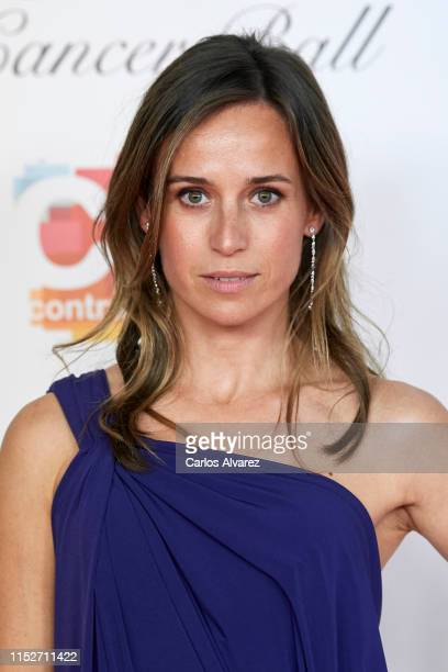 Marta Etura attends ELLE Charity Gala 2019 to raise funds for cancer at Intercontinental Hotel on May 30, 2019 in Madrid, Spain.