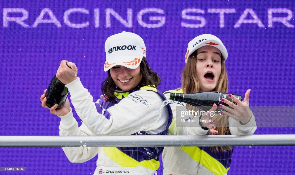 W Series Hockenheimring - Qualifying & Race : News Photo