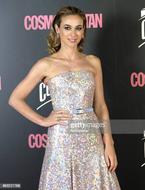 Marta Hazas attends the 2017 Cosmpolitan Awards at the Graf club on October 19 2017 in Madrid Spain
