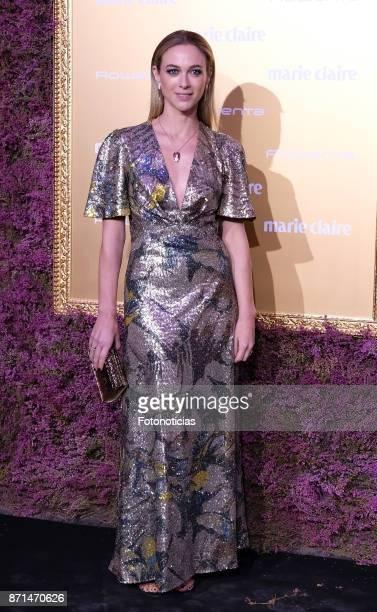 Marta Hazas attends the 2017 'Marie Claire Prix de la Mode' at Florida Retiro on November 7 2017 in Madrid Spain