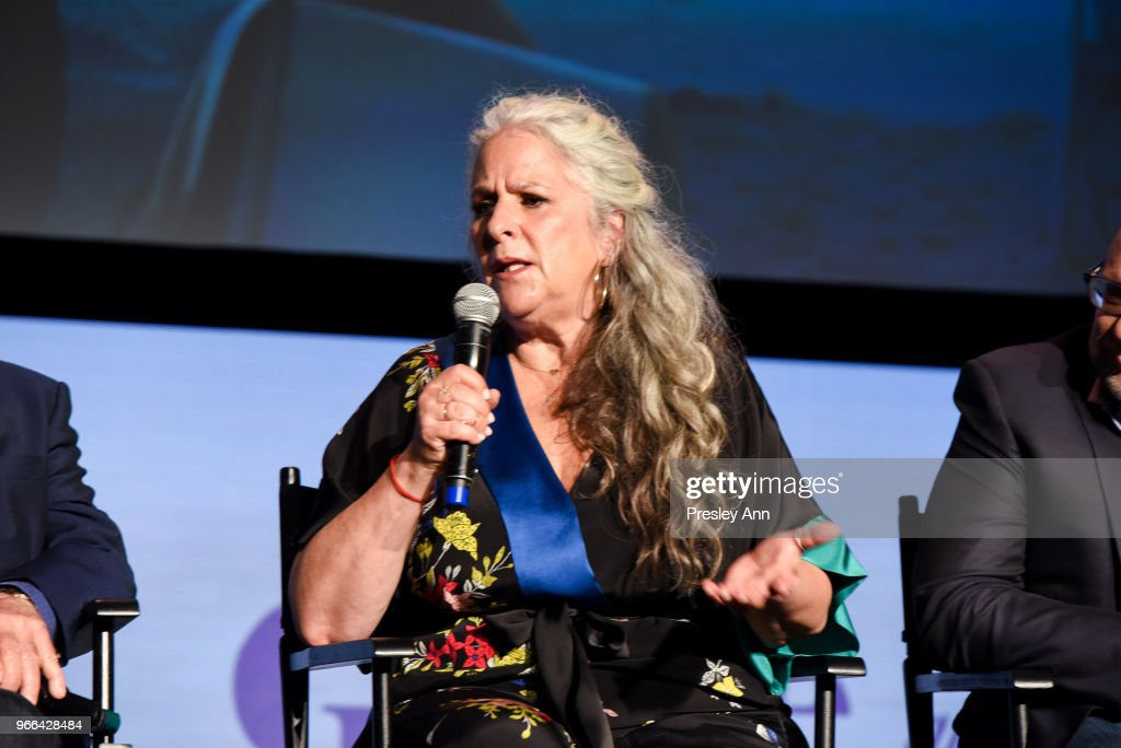 """#NETFLIXFYSEE Event For """"Grace And Frankie"""" - Panel : News Photo"""