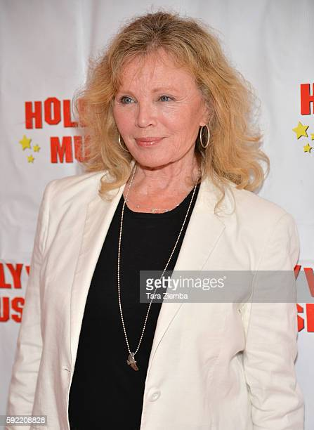 Marta Kristen attends a preview of The Hollywood Museum's 'Child Stars Then And Now' exhibit at The Hollywood Museum on August 18 2016 in Hollywood...