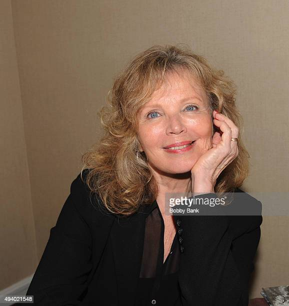 Marta Kristen attends Day 1 of the Chiller Theatre Expo at Sheraton Parsippany Hotel on October 23 2015 in Parsippany New Jersey