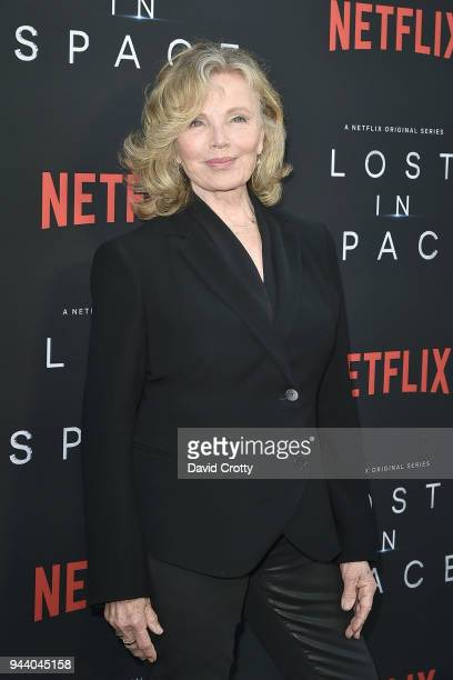 Marta Kristen attends the 'Lost In Space' Season 1 Premiere at ArcLight Cinerama Dome on April 9 2018 in Hollywood California