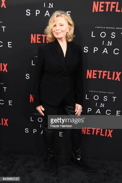 Marta Kristen attends the premiere of Netflix's 'Lost In Space' Season 1 at The Cinerama Dome on April 9 2018 in Los Angeles California
