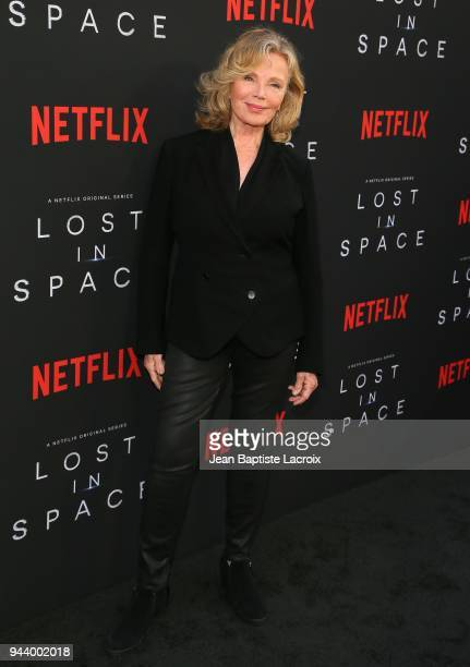 Marta Kristen attends the premiere of Netflix's 'Lost In Space' Season 1 on April 9 2018 in Los Angeles California