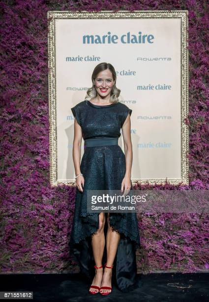 Marta Larralde attends the XV Marie Claire Prix de la Moda Awards at Florida Retiro on November 7 2017 in Madrid Spain