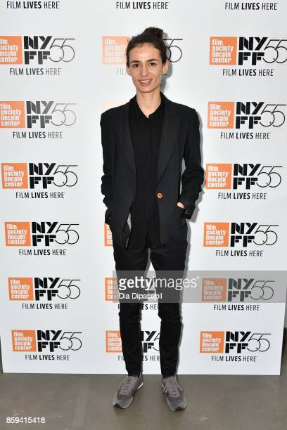 Marta Mateus attends Projections Program 6 The Forgotten during the 55th New York Film Festival at Elinor Bunin Munroe Film Center on October 9 2017...