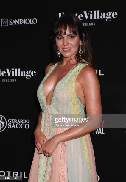 Marta Milans attends the Filming Italy Sardegna Festival 2019 Day 2 at Forte Village Resort on June 14 2019 in Cagliari Italy