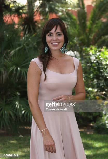 Marta Milans attends the Filming Italy Sardegna Festival 2019 Day 3 Photocall at Forte Village Resort on June 15 2019 in Cagliari Italy