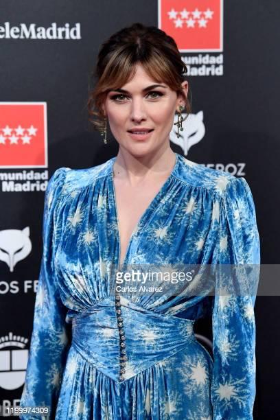 Marta Nieto attends Feroz awards 2020 red carpet at Teatro Auditorio Ciudad de Alcobendas on January 16, 2020 in Madrid, Spain.