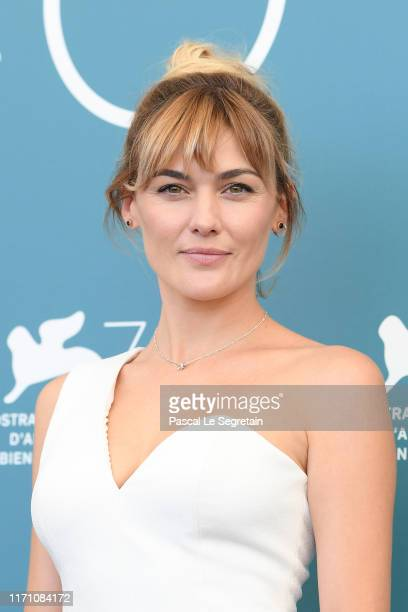"""Marta Nieto attends """"Madre"""" photocall during the 76th Venice Film Festival at Sala Grande on August 30, 2019 in Venice, Italy."""