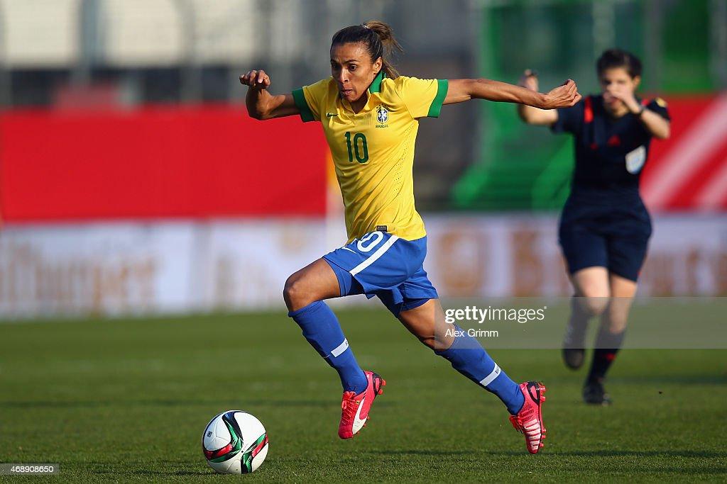Germany v Brazil - Women's International Friendly : News Photo