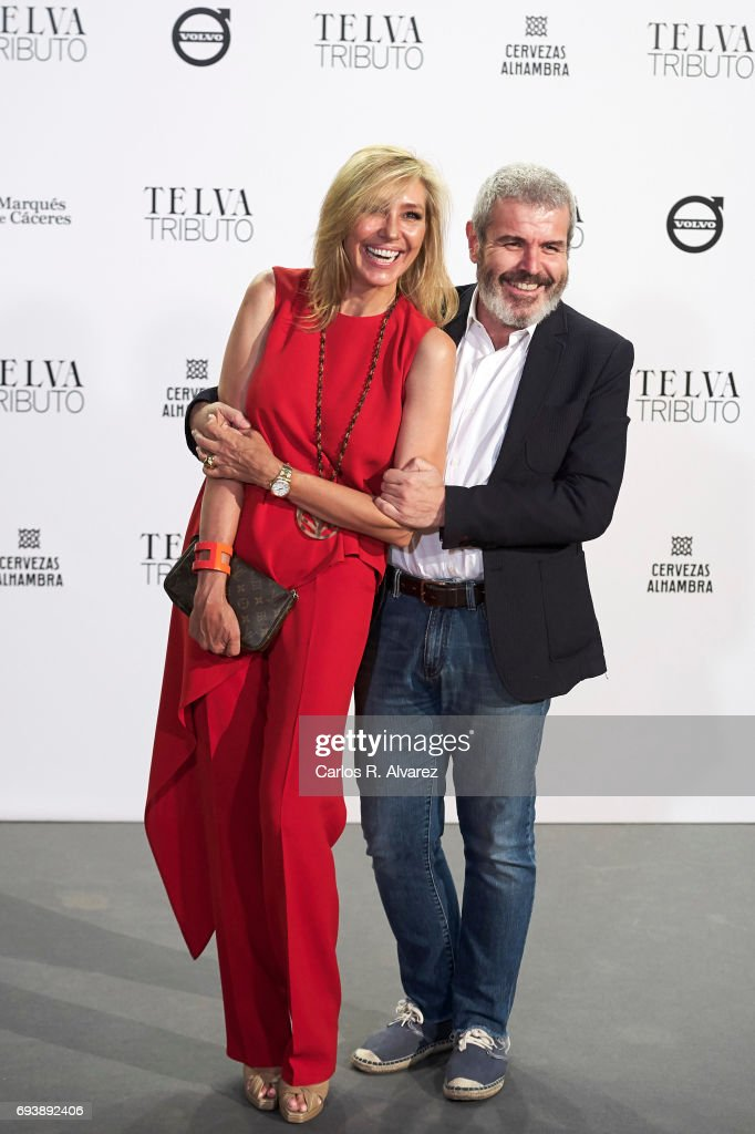 Paco Rabanne Tribute Gala By Telva in Madrid